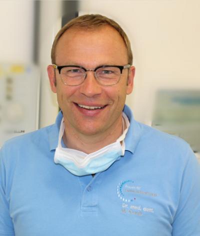 Dr. med. dent. Mark Krauß