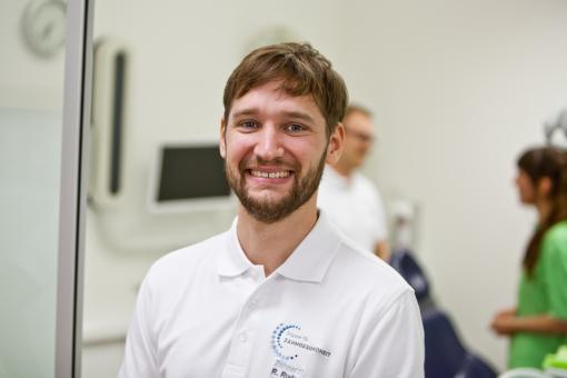 Zahnarzt Rob Rudemann